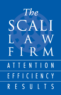 The Scali Law Firm. Attention, Efficiency, Results.